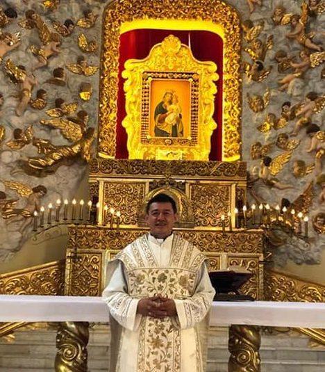 Padre José Alfredo Chávez Acevedo
